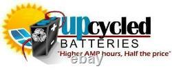 24-85-13 Batterie Chariot Élévateur 48 Volt Entièrement Remis À Neuf Avec Crédit De Base