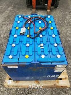 24-85-17 Batterie De Chariot Élévateur Électrique Reconditionnée 48volt