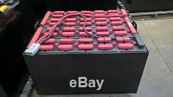 24-85-19 Chariot Élévateur Batterie 48 Volts Entièrement Rénové Avec Core Credit