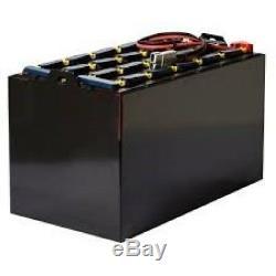 24-85-21 Batterie Chariot Élévateur Reconditionnée À 48 V 850ah