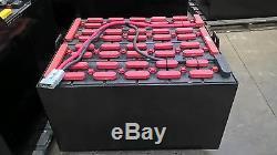 24-85-21 Chariot Élévateur Batterie 48 Volts Entièrement Rénové Avec Core Credit