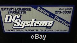 24-85-29,48 Volts, 1190ah Deka Chariot Batterie Testé 4+ Heures Et Entièrement Équipés