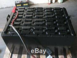 24-85-29 Batterie Chariot Élévateur Reconditionnée À 48 Volts 1190ah