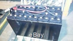 24-85-9, 340ah, 48 Volts, Batterie Reconnue Testée Et Entretenue. Batterie Solaire