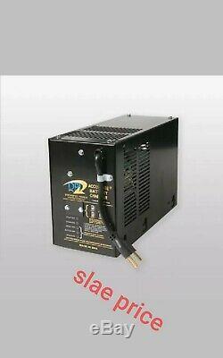 24 Volt Chargeur De Batterie 18 Amp Fork Lift Pallet Jack Scissor Lift Onboard
