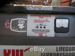 24 Volt Chariot De Batterie, Lifeguard Ferrorésonants Single Phase, 240 Volts