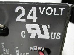 24 Volt Chariot Élévateur Chargeur De Batterie 120 V 9.5 Ac Ampère Cellules 12 Modèle Svr2425120ad