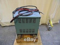 24 Volt Hobart Batterie Batterie Batterie Logique Chariot Élévateur Électrique Chargeur De Palette Jack