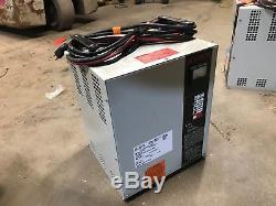 24 Volts Chargeur De Batterie 30a 120v Floor Scrubber Forklift Pallet Jack