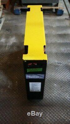 24 Volts Gnb Batterie 12-90-7, Testedexcellent! 270ah @ C6. Très Bon
