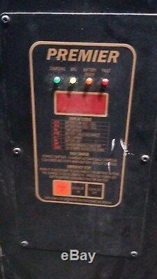 24volt Batterie 3 Phase 510ah. Unité Très Propre! Aucune Enchère De Réserve
