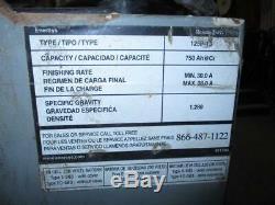 36 Volt Chariot Électrique Batterie 750 Ah Occasion Contrôlées