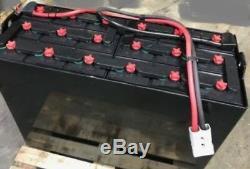 36 Volt Reconditionnés Chariot Élévateur Batterie 18-125-15 2017 Batterie 3 Ans