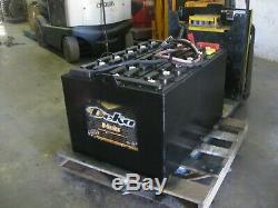 36 Volt Reconditionnés Chariot Élévateur Batterie 18-85-23 935 Amp Hour