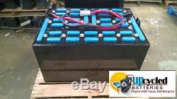 36 Volt Remis À Neuf Entièrement Chariot Élévateur Batterie 18-125-13 Avec Core Credit