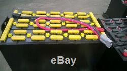 36 Volt Remis À Neuf Entièrement Chariot Élévateur Batterie 18-85-21 Avec Core Credit