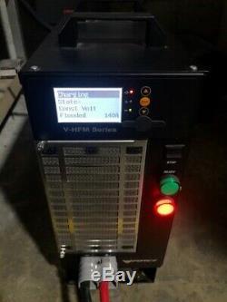 36 Volt Vforce V-hfm Série 875 Amp Hour 3 Phases 480 Volts Entrée