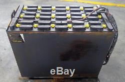 36 Volts 18-125-17 Batterie De Chariot Élévateur 1000ah 36v Gnb Puissance Industrielle Entièrement Testé