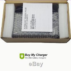 36v / 48v Volt 20a Chargeur De Batterie À Commutation De Tension Panier De Golf, Chariot Élévateur De Voiture