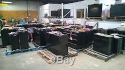 36volt Forklift Battery18-125-11 Entièrement Remis À Neuf 24vlt, 36vlt & 48vlt En Stock