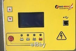 48 Volt 75 Amp Sortie Chariot Chargeur Monophasé 220/240 Entrée 20 Ampères