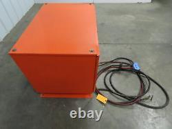 48 Volt Chariot Élévateur Chargeur De Batterie 24 Cell 751-1100 Amp Hr. 480/575 Phase 1