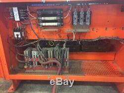 48v Ferro Chargeur De Batterie Cinq Chariot Élévateur