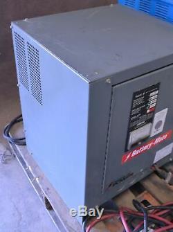Ametek 510h3-12c 24vdc Batterie Maté Prestolite Industrial Power Chargeur Chariot Élévateur