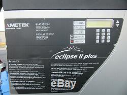 Ametek Eclipse II Plus 12/24 / 36v Chariot Élévateur Kit Chargeur Pour 36v 125-900ah En 7 Heures