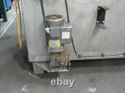 Armoire À Lave-fourche Automatique Industrielle En Acier Inoxydable Mtc Wca-ss