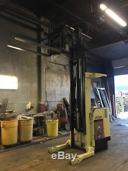 Ascenseur De Camion De Portée De Chariot Élévateur De La Couronne 3500lb 210 Avec La Batterie Et Le Chargeur, Hd