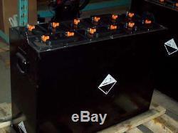 Batterie 24 Volts Forklift 12-125-15 Batterie 2014 Reconditionnée