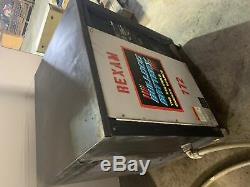 Batterie Bulldog 2200 Chargeur 48v Chariot Élévateur Industriel 24180c