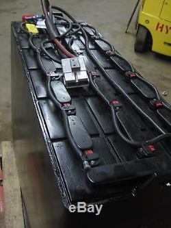 Batterie De Chariot Élévateur 36 Volts 18-125-13 750 Amp Hour 38x1631 Dimensions -80%