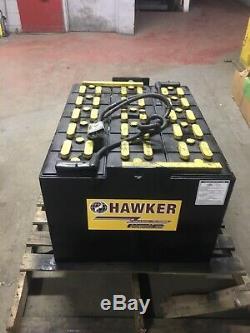 Batterie De Chariot Élévateur Hawker 2014 De 36 Volts 18-85-25