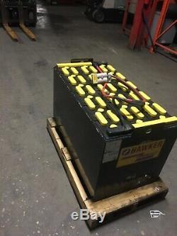 Batterie De Chariot Élévateur Hawker 2015 De 36 Volts 18-85-17