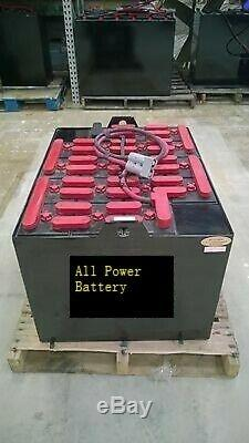 Batterie De Chariot Élévateur Reconditionnée 18-85-17 36 Volts 680ah