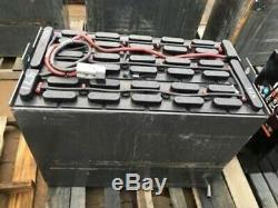 Batterie De Chariot Élévateur Reconditionnée De 36 Volts 18-125-17 1000ah