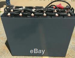 Batterie De Chariot Élévateur Utilisé De 36 Volts 18-125-15 875 Amp Hour