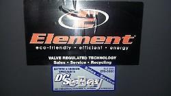 Batterie Element Gnb-exide 48 Volts Batterie Sans Entretien, Excellent Cond. 700ah