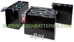 Batterie Forklift 24 Volt 12-12-15-15 (a)