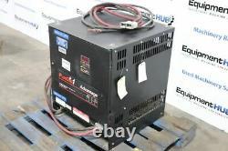 Batterie Industrielle & Chargeur 18p10750c3b Plus Un Chargeur De Batterie Fourche 36v