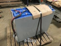 Batterie Pour Chariot Élévateur 2017 36 Volt Enersys 18-125-13, Excellente Condition