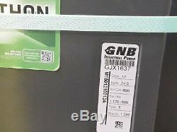Batterie Pour Chariot Élévateur 24 Volts M1501210013a - Neuf