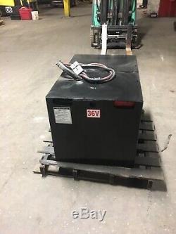 Batterie Pour Chariot Élévateur Deka De 36 Volts, Modèle 18-d85-21 850ah