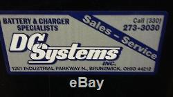 Batterie Sans Entretien De 48 Volts, Entièrement Entretenue. 700ah. Agm-svr Element Exide