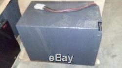Batterie Sans Entretien Gnb-exide Element 24 Volts, Testée, Bonnes Cond.