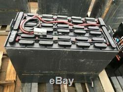 Batteries De Chariot Élévateur Industriel Gnb 18-125-17, 2013, 2013