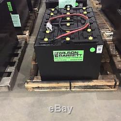 Batteries De Chariot Élévateur Reconditionnées 36 Volts 18-85-23