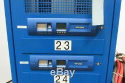 Benning 2cr24hf3-240 480vac Entrée Rapide De Charge Double Chariot Élévateur Chargeur De Batterie 48v